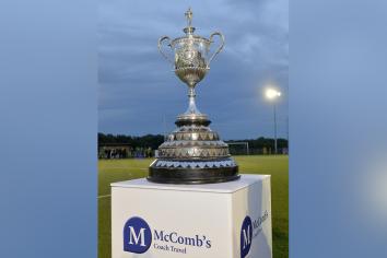 McComb's Coach Travel Intermediate Cup draw