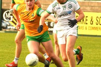 Desertmartin to meet Dolans in final of Junior Football Championship