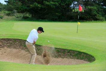 Mulholland remains the top local at the Irish Senior Men's Amateur Open