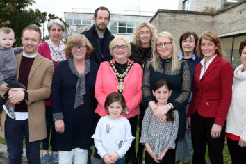 Civic reception for Dungiven Regeneration Club
