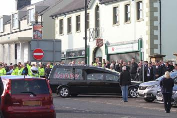 'A man of dignity, respect and love' laid to rest
