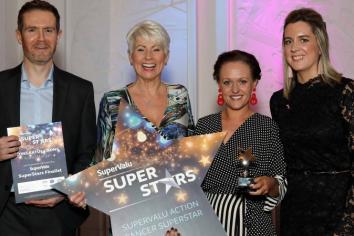 Dungiven man Andrew crowned SuperValu Superstar