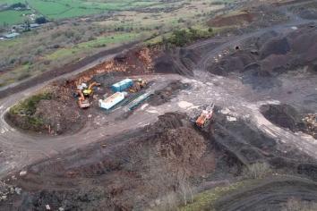 Quarry company blasted!