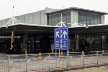 Airport to cut opening hours as virus bites