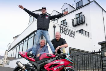 Bayview Hotel is title sponsor at Armoy Races