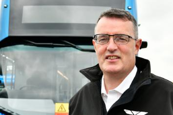 New Wrightbus MD aims for sales across global marketplace