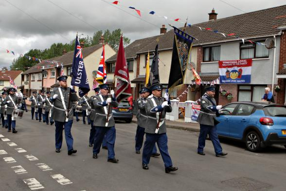 Police pleased Twelfth celebrations pass 'without major incident'