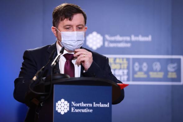 Northern Ireland passes sad Covid-19 milestone