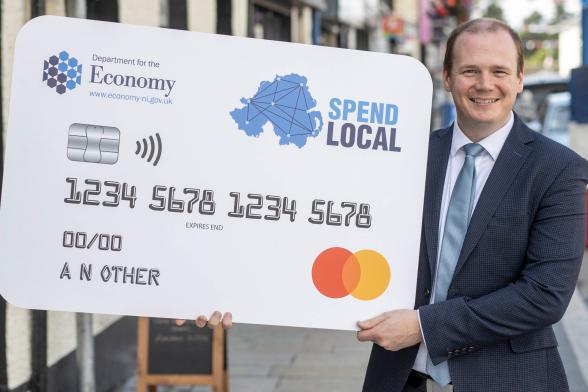 Spend Local card portal now open